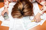 Сlipart Tax Tax Form Frustration Financial Advisor Problems photo  BillionPhotos