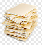 Сlipart Stack Paper Document File Paperwork photo cut out BillionPhotos