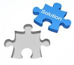 Сlipart Solution Puzzle Problems Business Order 3d  BillionPhotos