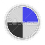Сlipart delicious Social Media social button Sharing Bookmark vector icon cut out BillionPhotos