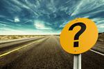 Сlipart Question Mark Road Sign Sign Marketing Direction   BillionPhotos