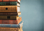 Сlipart stack studying literature closeup table   BillionPhotos