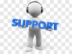 Сlipart Support Customer Service Representative Service Three-dimensional Shape Technology 3d cut out BillionPhotos
