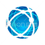 Сlipart globe world global global delivery earth vector icon cut out BillionPhotos