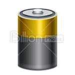 Сlipart Battery Power Generation Power Supply Power Charging vector icon cut out BillionPhotos