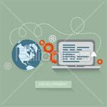 Сlipart flat abstract design app web vector icon BillionPhotos