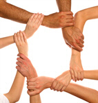 Сlipart Human Hand Unity Multi-Ethnic Group Togetherness Holding photo  BillionPhotos