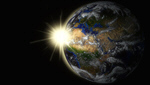 Сlipart Earth Globe Space Planet Sunrise 3d  BillionPhotos
