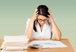 Сlipart Debt Tax Tax Form Paycheck Emotional Stress   BillionPhotos