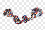 Сlipart Pet Toy Dog Toy Rope Tied Knot photo cut out BillionPhotos