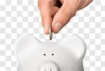 Сlipart Savings Piggy Bank Currency Bank Deposit Slip Pig photo cut out BillionPhotos