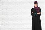 Сlipart woman hijab saudi black arabian   BillionPhotos