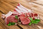 Сlipart chop meat lamp raw barbecue   BillionPhotos