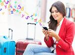Сlipart airport travel traveler phone plane   BillionPhotos