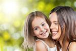 Сlipart hugging mother mum teeth smiling parenthood   BillionPhotos