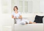 Сlipart Woman in the home Women House Comfortable Home Interior   BillionPhotos