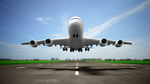 Сlipart Airplane Airport Taking Off Travel Commercial Airplane 3d  BillionPhotos