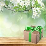 Сlipart Gift Box Gift Box Green Christmas   BillionPhotos