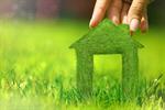 Сlipart eco green building icon home   BillionPhotos