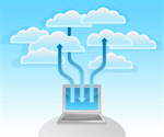 Сlipart Cloud Computer Equipment Computer Internet Vector vector  BillionPhotos