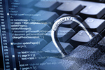 Сlipart data padlock threats internet keyboard photo  BillionPhotos