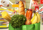 Сlipart Groceries Healthy Eating Food Shopping Paper Bag   BillionPhotos
