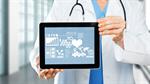 Сlipart doctor smart phone holding health   BillionPhotos