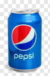 Сlipart pepsi can isolated cold soft photo cut out BillionPhotos