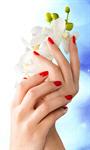Сlipart Fingernail Manicure Human Hand Nail Polish Beauty Flower   BillionPhotos