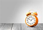 Сlipart clock alarm old retro violet   BillionPhotos