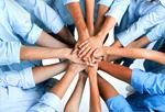 Сlipart Human Hand Teamwork People Connection Partnership   BillionPhotos