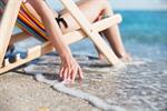 Сlipart Beach Vacations Women Relaxation Summer photo  BillionPhotos