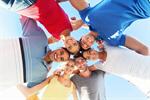 Сlipart beach friends fun summer sun photo  BillionPhotos
