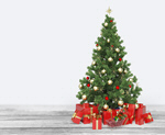 Сlipart Christmas Tree Christmas Christmas Decoration Gift Christmas Lights   BillionPhotos
