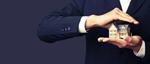Сlipart home hand loan business buying   BillionPhotos