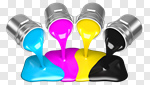 Сlipart Printing Press Color Image cmyk Descriptive Color Ink 3d cut out BillionPhotos