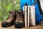 Сlipart hiking hike camping boot backpack   BillionPhotos