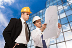Сlipart Construction Architect Engineer Construction Site Industry   BillionPhotos