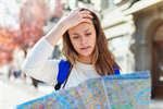 Сlipart lost travel tourist traveler studying photo  BillionPhotos