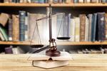 Сlipart law scales trial isolated divorce   BillionPhotos