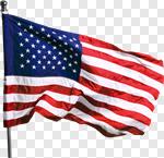 Сlipart American Flag Flag American Culture USA Isolated photo cut out BillionPhotos