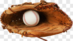 Сlipart Baseball Baseball Glove Baseballs Sport Isolated photo cut out BillionPhotos