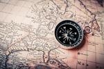 Сlipart compass map way hiking island photo  BillionPhotos
