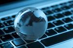 Сlipart Globe Technology Computer Data Backgrounds photo  BillionPhotos
