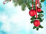 Сlipart Christmas Holly Frame Christmas Decoration Christmas Ornament   BillionPhotos