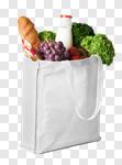 Сlipart Bag Shopping Bag Groceries Environment reusable photo cut out BillionPhotos