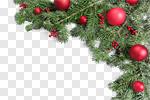 Сlipart Christmas border wreath border new card photo cut out BillionPhotos