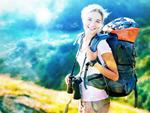 Сlipart travel traveler backpack backpacker backpacking   BillionPhotos