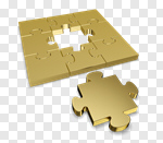 Сlipart Puzzle Jigsaw Puzzle Three-dimensional Shape Solution Connection 3d cut out BillionPhotos