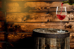 Сlipart wine glass red pour grape wood   BillionPhotos